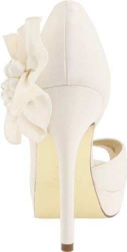 Nina Women's Neva Heels Ivory eB3XsiCiBy