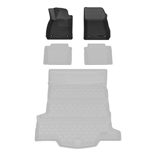 Aries CH04211509 Black 3D Floor Liner