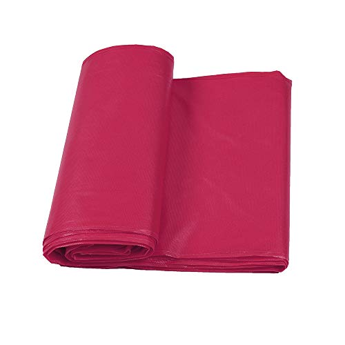 Yu2d  Waterproof Plastic Tablecovers Table Cloth Cover Party Catering Events Tableware(Hot Pink)]()