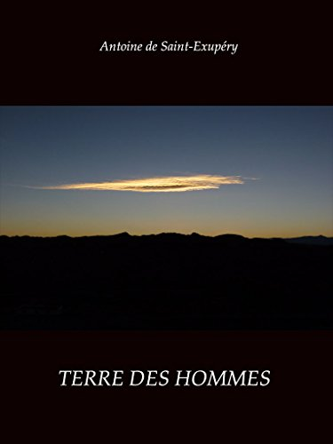 TERRE DES HOMMES (French Edition)
