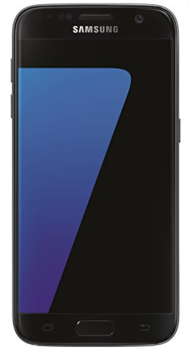 Samsung Galaxy S7 Smartphone (5,1 Zoll (12,9 cm) Touch-Display, 32GB interner Speicher, Android OS) schwarz