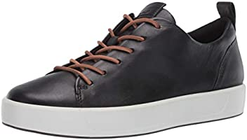 ECCO Men's Soft 8 Dri-tan Luxe Sneaker