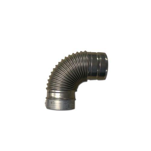 "Noritz VP4-90ELBOW 4"" Diameter / 90 Degree Stainless Steel S"