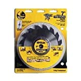 Oldham 7005012 7 In. Adjustable Dado Blade