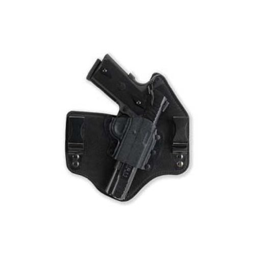 Galco KT224B Kingtuk Inside the Waistband Holster – RH, Black, fits Glock 17,19,22,23,26,27,31,32,33