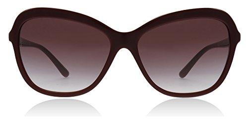 Dolce & Gabbana Women's Acetate Woman Square Sunglasses, Bordeaux, 59.0 - Dolce Gabana Glasses &