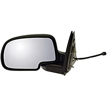 Heated, Foldaway Replacement Driver Side Power View Mirror Fits Cadillac ESV SUV//Regular SUV