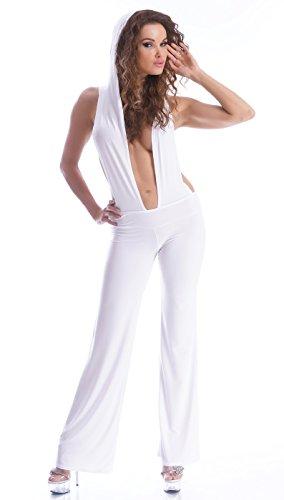 Weiß Weiß Combinaison Pantalon De Combinaison Pantalon Kylie De Kylie q8wEBPHw