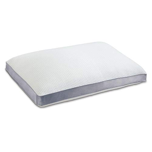 SERTA THREE LAYER COMFORT MEMORY FOAM PILLOW