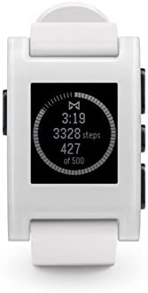 Pebble Smartwatch White