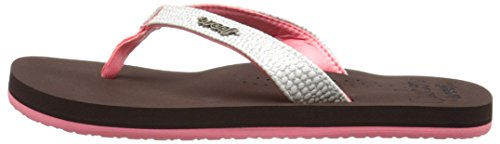 Pictures of Reef Little Cusion Sassy Kids Sandal (Toddler/ 5