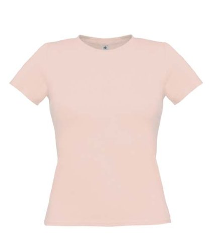 B&C Women-only T Shirt Romantic Pink XS