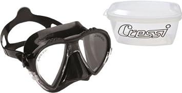 Cressi Matrix - Máscara de Buceo y Snorkeling: Amazon.es