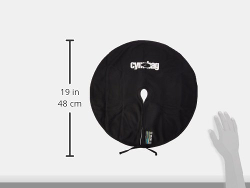 Cymbag CY16BK Case for Cymbals