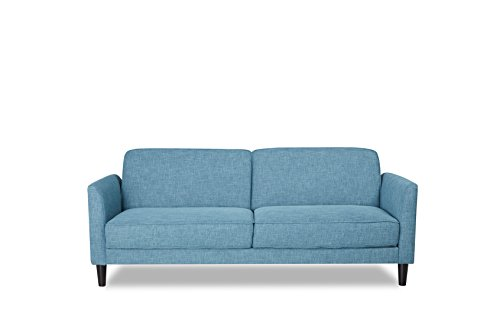 fat june Segovia Sofa, Blue