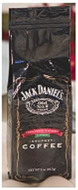 Jack Daniels Tennessee Whiskey Flavored Coffee 2oz