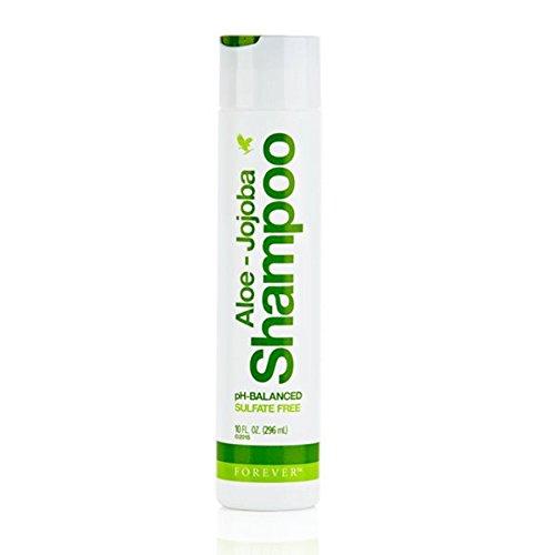 New! Aloe-Jojoba Shampoo by Forever Living. Hair Care with the Power of Aloe Vera. (Shampoo Aloe Jojoba)