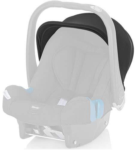 Britax R/ömer Baby-Safe plus 2 Sonnenverdeck