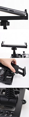 Drone-Fans-4-12in-Phone-Tablet-Holder-Remote-Controller-Extended-Holder-Bracket-for-Mavic-Pro-Drone