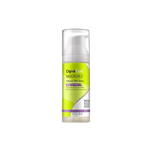 DevaCurl MirrorCurls Shine Serum; 1.7oz