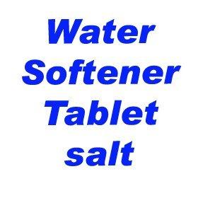 3 x Bolsas Tablet suavizador de agua sal peso 30 kg: Amazon ...