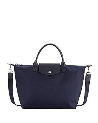 0fbfb48c90 Longchamp Bag For Women, Dark Blue - Tote Bags: Amazon.ae: shoe-shop_uae