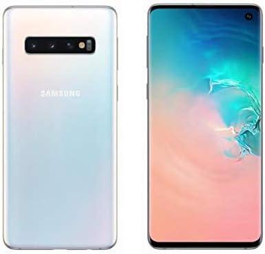 """Samsung Galaxy S10 - Smartphone de 6.1"""", Dual SIM, 512GB, Blanco ..."""