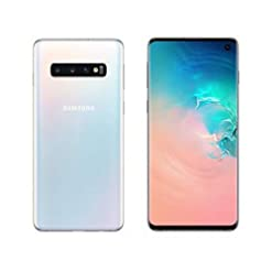 Samsung Galaxy S10 Single SIM Prism White Other Version Mobile Phones and Communication [tag]