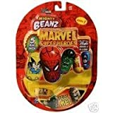 mighty beanz marvel - Mighty Beanz Marvel Packs