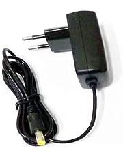 Childhood UE Cargador de adaptador de fuente de alimentación de CA para Nintendo NES SNES 2 en 1 cable de alimentación