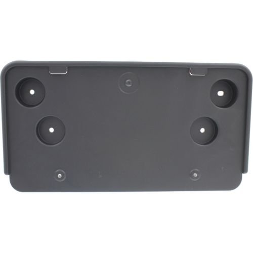 Make Auto Parts Manufacturing - VUE 08-10/CAPTIVA SPORT 12-14 FRONT LICENSE PLATE BRACKET, Textured Black - GM1068140