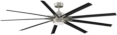 Fanimation FPD8159BNWBL Odyn Ceiling Fan