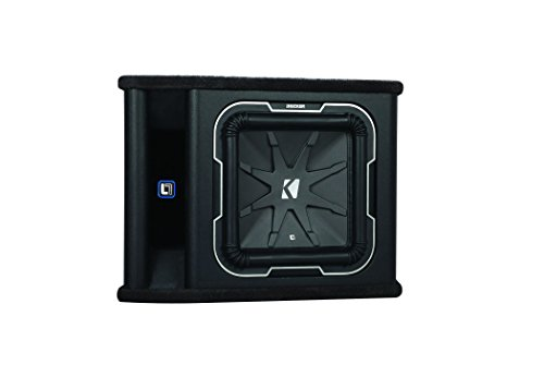 Kicker 41VL7122 12-Inch (30cm) Subwoofer in Vented Enclosure, 2-Ohm, 900W ()