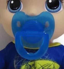 Amazon.com: Chupete Fits Baby Alive Super Snacks snackin ...