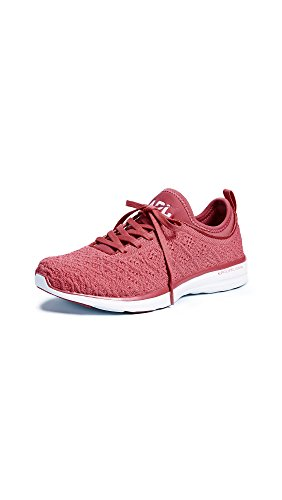 APL: Athletic Propulsion Labs Women's Techloom Phantom Sneakers, Brick, 8 M US
