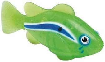 Cartoon Activated Robofish Educational Electrical Water Fish Bathing Toy For Kid