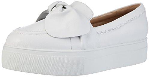 Mocassins Leather London Buffalo Blanc Femme Nappa white 216 3442 npapZXq