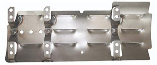 Moroso 22943 Windage Tray GM LS-Series with ARP Main Cap Studs Louvered Rear Sum