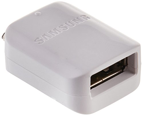 Samsung OTG USB Connector - White