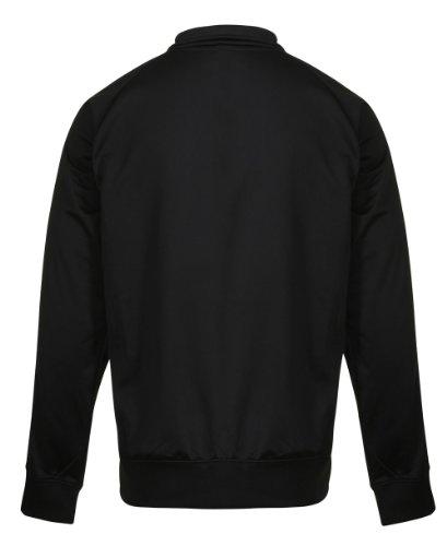 Nike Mens Black 449939 Tracksuit Zip Up Top