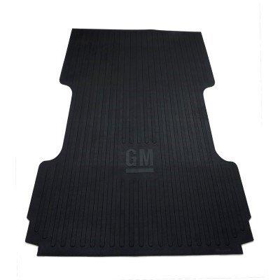 Heavy Duty Bed Mat - 2007-2013 Chevrolet Silverado or GMC Sierra Heavy Duty Bed Mat for 5'8