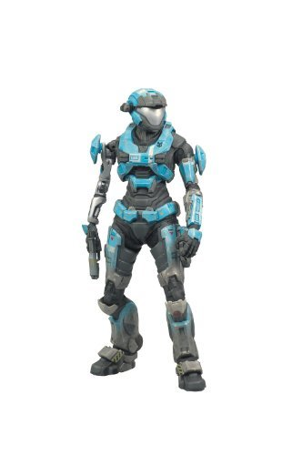McFarlane Toys Halo Reach Series 2 - Kat Action Figure Cyan by Unknown
