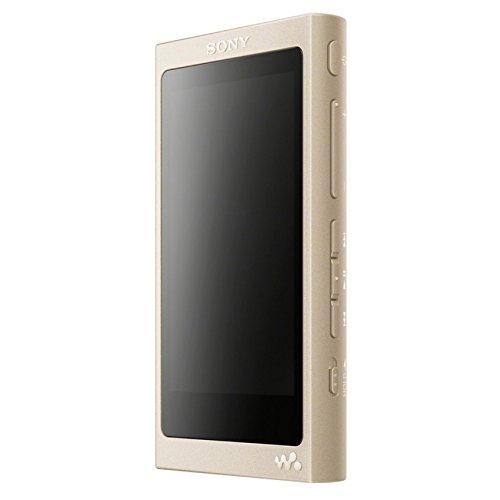 Sony NW-A45 16GB High-Resolution Digital Music Player Walkman Gold