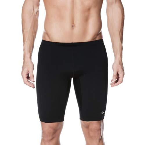 Nike Swim Poly Core Solid Jammer - University Red - 38 ()