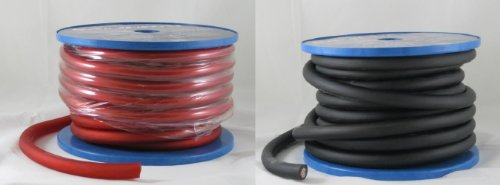 Bc1/0b-20 1/0 Gauge 8' X 2, Power/ground - Battery Ground Wire Shopping Results