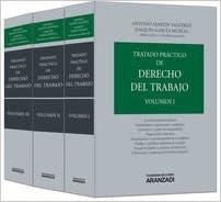 Tratado práctico de Derecho del Trabajo (Volumen II) -