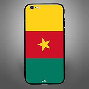 iPhone 6 Plus Cameroon Flag