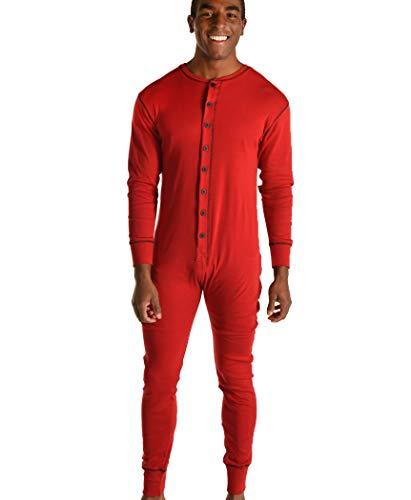 Bear Bum Adult Flapjack Onsie Pajamas by LazyOne | Adult Kid Infant Dog Family Matching Pajamas (SMALL) (Bum Bear Pajamas)
