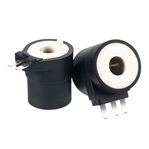Jetec 2 Sets 279834 Dryer Coil Gas Valve Coil Kit Ignition Solenoid Dryers Replacement Parts Replaces AP3094251 PS334310 12001349 by Jetec (Image #5)