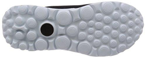 flash Scarpe Go Walk Black 13756 2 Donna Nero bkw Skechers Da 7wI4t7